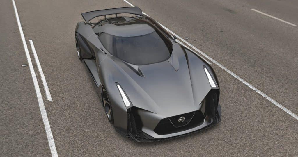voiture future