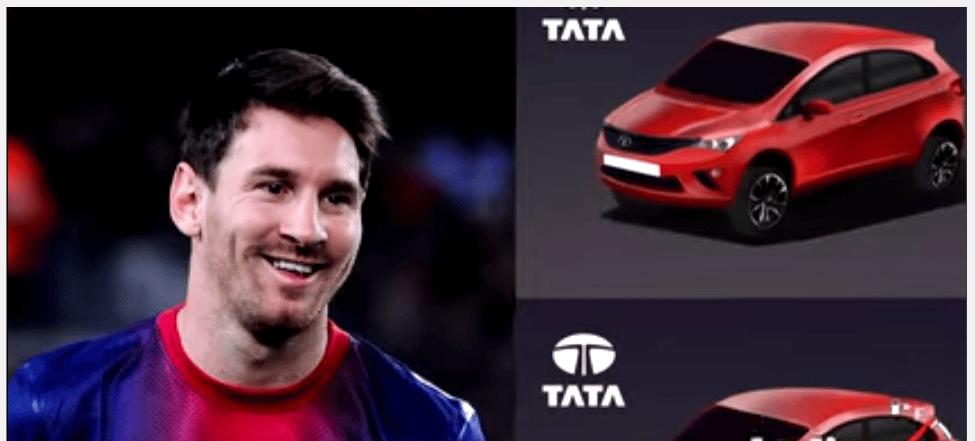 Messi & Tata Motors